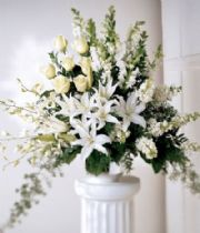 During this sad time For any of your floral needs we at Hall Florist understand...'s Memorial