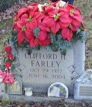 Clifford  Farley's Memorial