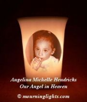 Angelina  Hendricks's Memorial