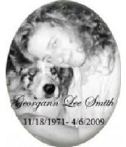 Georgann Lee  Smith's Memorial