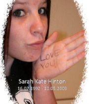 Sarah Kate  Hinton's Memorial