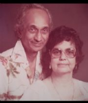 Madan Gopaul, wife Inez Sons, Sen and Davy Gopaul's Memorial