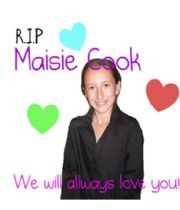 Maisie Dawn  Cook's Memorial