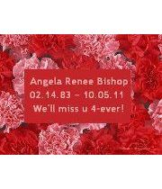 Angela Renee  Bishop's Memorial